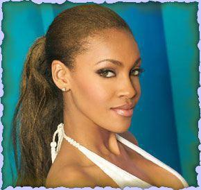 Beyonce lookalike