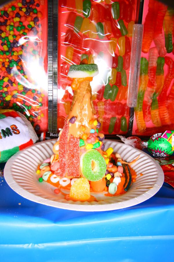 Candy Hat - Bat Mitzvah