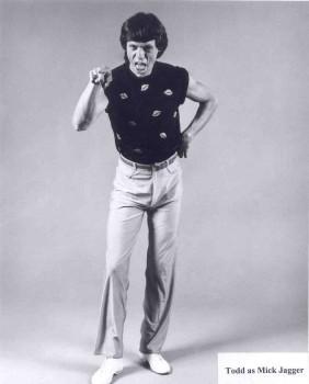 Mick Jagger look-alike