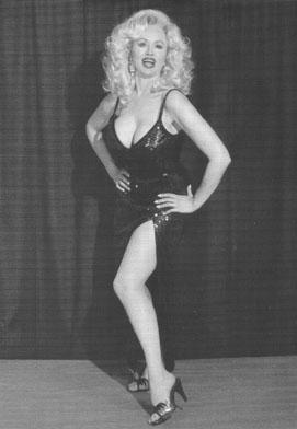 Jayne Mansfield look-alike