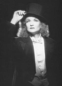 Marlene Dietrich look-alike