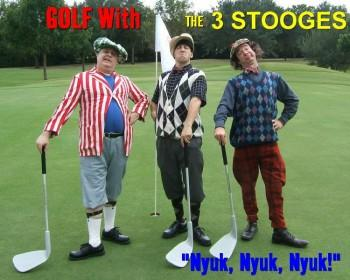 NyukNyukNyuk!GOLF