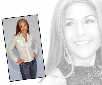 Jennifer Aniston look-alike