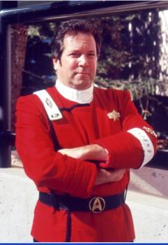 William Shatner look-alike