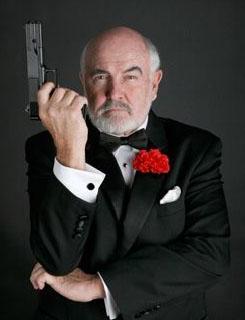 Sean Connery look-alike