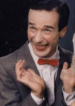 Pee Wee Herman look-alike