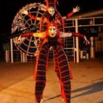 stilt stunts 03 150x150 - Stiltwalkers