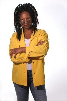 Whoopi Goldberg look-alike